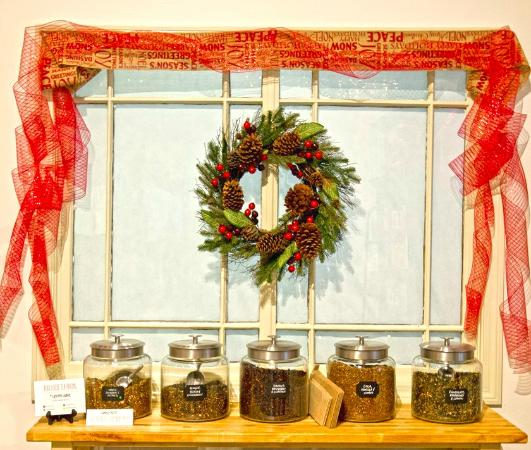 Whately, MA: Tea Guys store holiday teas