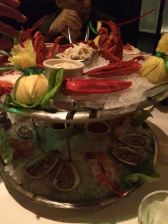 Capital Grille: SeaFood Tower $100.00
