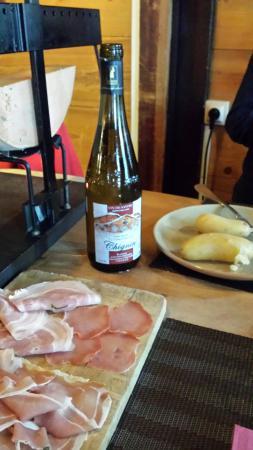 Raclette Pour Deux Picture Of La Table A Raclette Saint Julien En Genevois Tripadvisor