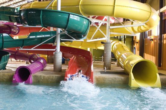 Sei stato a red jacket mountain view resort amp water park conidi la