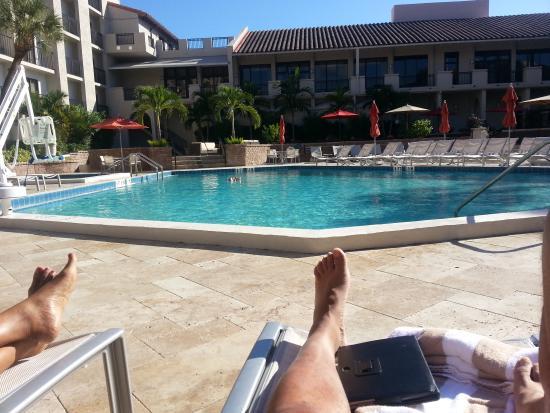 Chillin' in Boca Raton!