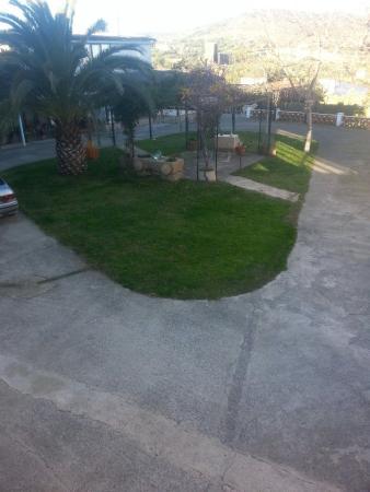 Casa Rural del Corral : Jardin interno