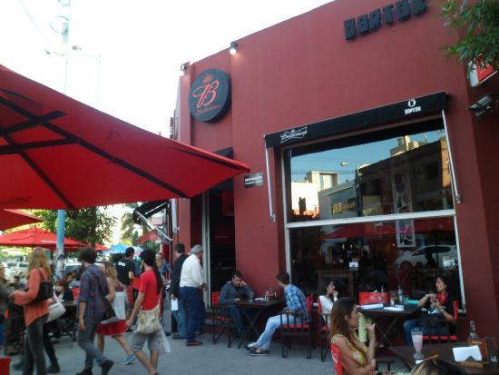 Bartok Bar- Palermo Soho- Bs.As. 2014.