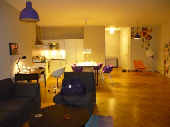 The Circus Apartments: Hall 2