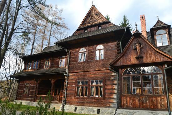Muzeum Stylu Zakopiańskiego - Willa Koliba