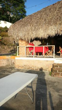 Restaurante Las Carmelitas: There are many tables with great views