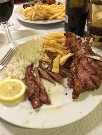 Bar Alianca: Black pork
