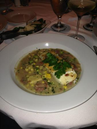 Halibut picture of wildfish seafood grille san antonio for Wild fish seafood grill