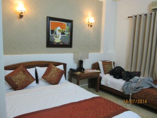 Bich Duyen Hotel: Comfortable Room