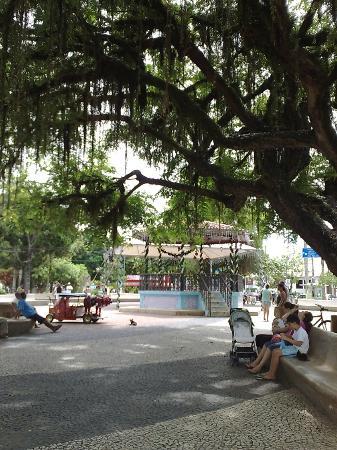 Praça Cândido Mota