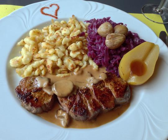 Restaurant Rossli, Seewen - Dorfstrasse 1 - Restaurant ...