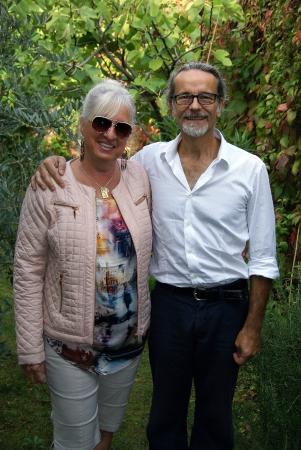 Allo Squero B&B with garden: With Andrea - a charming host!