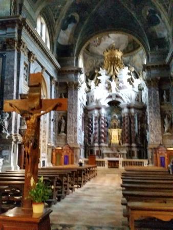 Chiesa di Santa Maria di Nazareth - Chiesa degli Scalzi: interno