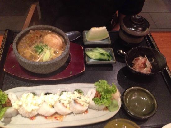 Watami: Curry Don Set