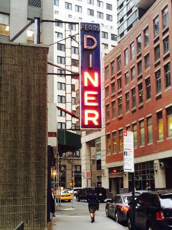 Pearl Street New York Restaurants