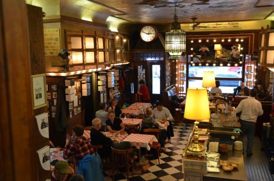 Joseph Roth Diele: restaurant Joseph Roth Berlin