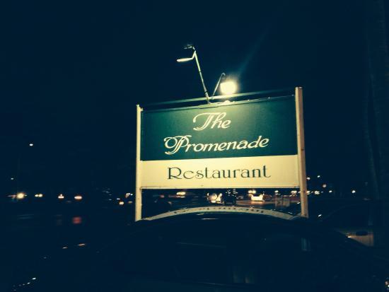 The Promenade, the best local food in Aruba!