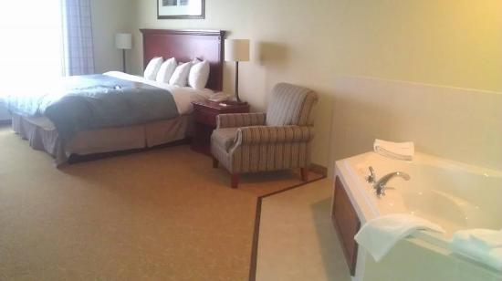 Country Inn & Suites By Carlson, Shoreview: Jacuzzi Suite