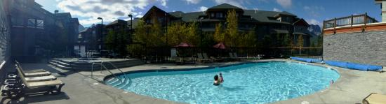 The Lodges at Canmore: Pool Area
