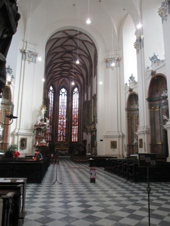 Brno, Tsjekkia: Interior