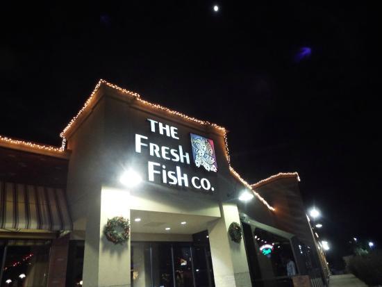The Fresh Fish Company: Fresh Fish Company