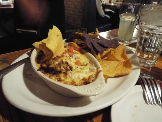 Crab dip picture of the fresh fish company denver for The fresh fish company