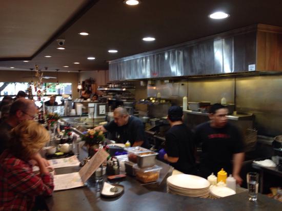 Kitchen Sunnyside: Open Kitchen