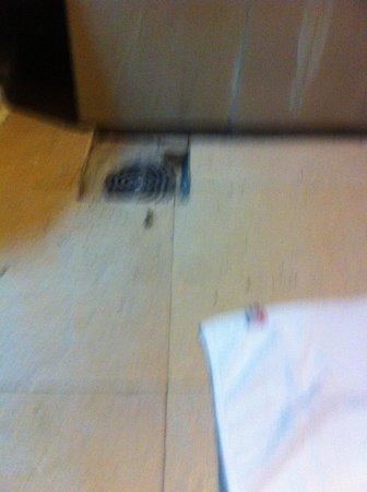 Sira Boutique Hotel : Sorpresas inesperadas en el baño