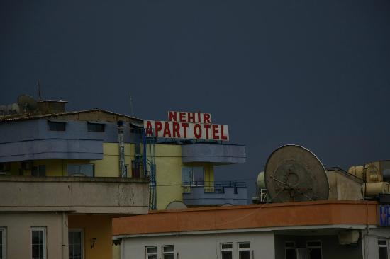 Nehir Apart Hotel: отель