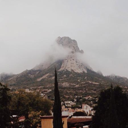 Hotel Quinta Arantxa: Desde nuestro balcón de la habitación