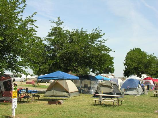 Shaded Campsites Picture Of Visalia Sequoia National