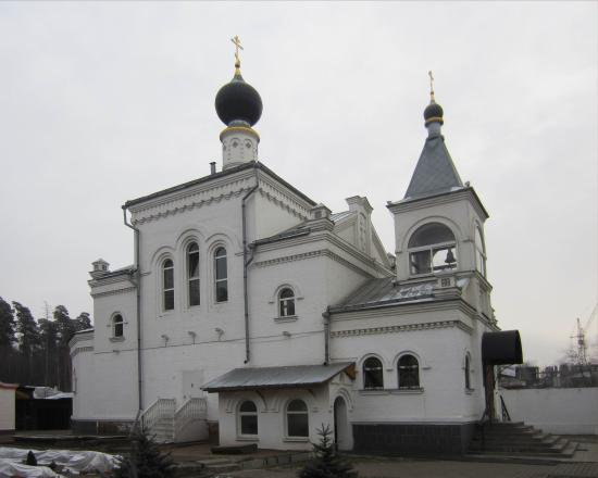 Temple of St. Martyr Konstantin Bogorodskiy