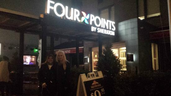Entrada Picture Of Four Points By Sheraton Manhattan