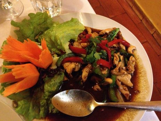 Sukhothai : True Thai cuisine