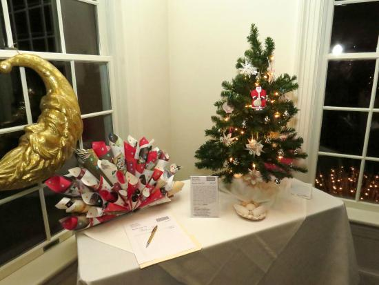 Captain Linnell House: Brewster Artists' Tree
