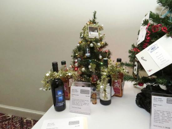 Captain Linnell House: Spirit Tree