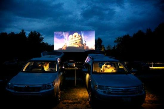 Bridgton Twin Drive-In