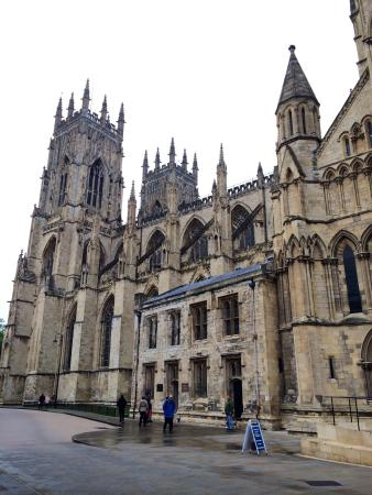 The Bloody Tour of York: Cathedral of York