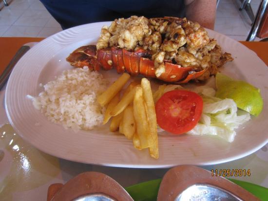 El Moro: Lobster