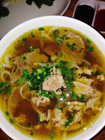 Saigon : Pho, yummi!