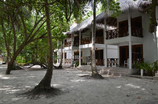 Fihalhohi Island Resort: bungalow classique