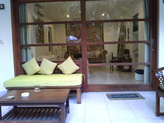 Bali Mystique Hotel and Apartments : lovely