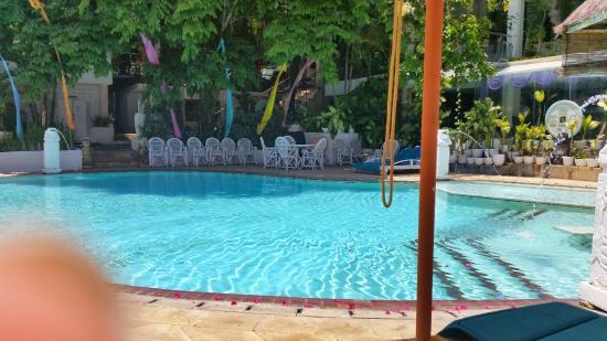 Bali Mystique Hotel and Apartments : chillax
