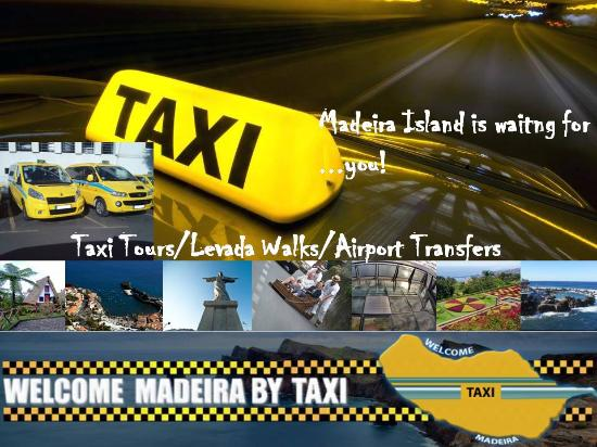 ‪Welcome Madeira by Taxi‬