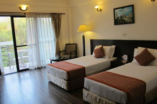 Park Village Hotel & Resort: Hamilton House room