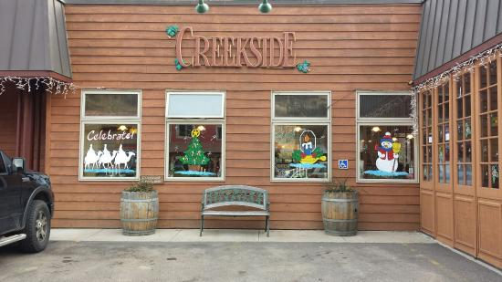 Creekside Cellars Winery and Cafe: Such a beautiful place!