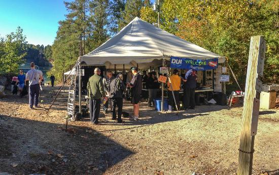 Rawlings, VA: DUI Dawg Days in October. A must do in late season!