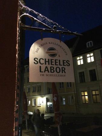 Romantik Hotel Scheelehof: That German cuisine is not kidding around!