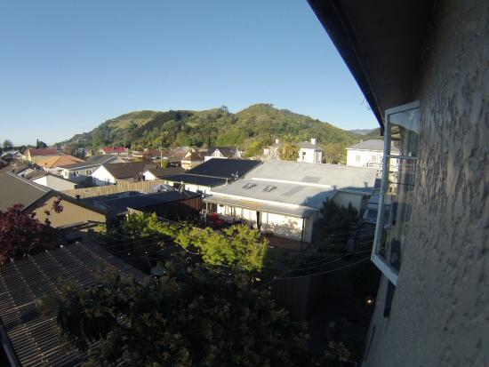 The Prince Albert Backpackers : Single Room View
