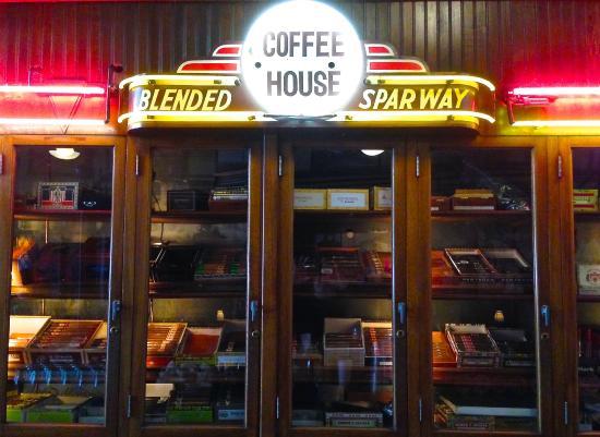 McMenamins Spar Cafe: Very cool!